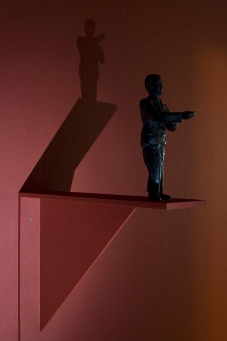Antonio Rovaldi, 'Domani pensami in battaglia ', 2013
