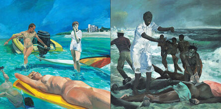 Eric Fischl, 'A Visit To / A Visit From / The Island', 1983