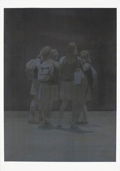 Tim Eitel, 'White Skirts (Amerikanische Nacht)'