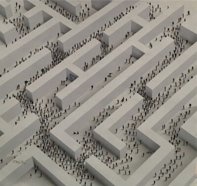 Craig Alan, 'The Maze', 2021