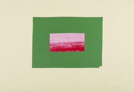 Howard Hodgkin, 'Indian View I (Heenk 19)', 1971