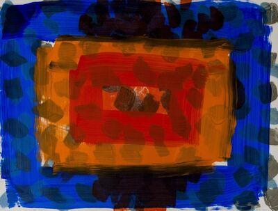 Howard Hodgkin, 'For Jack', 2006