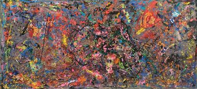 Pacita Abad, 'The great barrier reef', 1991