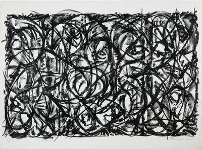 Lee Krasner, 'The Civet', 1962