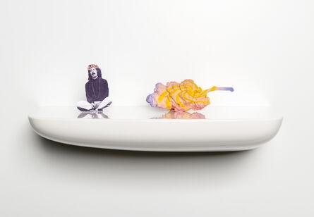 Myfanwy MacLeod, 'Charlotte's Web', 2015
