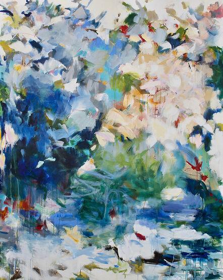 Maria Burtis, 'Sylvian Cascade', 2017