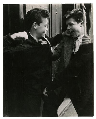 Roger Mayne, 'Teddy Boys, N. Kensington', 1956