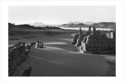 Stuart Franklin, 'Temple of El Seboua, Lake Nasser, Egypt', 2017