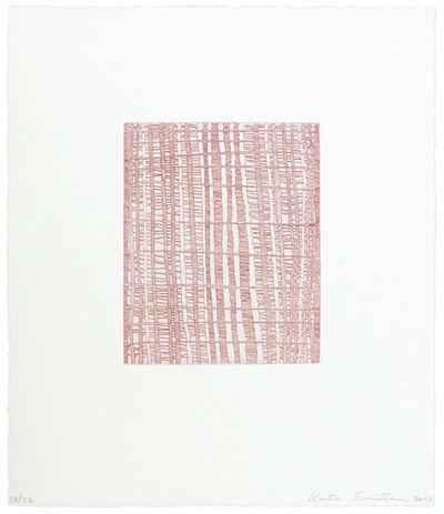 Katia Santibañez, 'El alma de los árboles', 2013