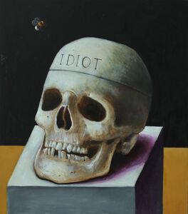 Paul Pretzer, 'Dead Idiot', 2019