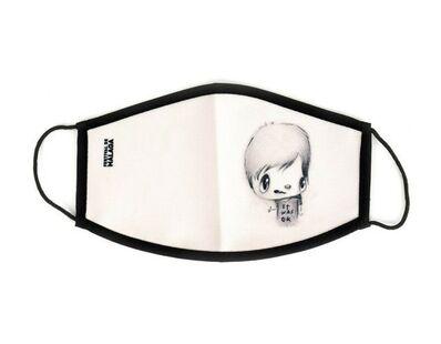 "Javier Calleja, 'Reusable Adult Face Mask ""It Was Ok"" ', 2020"