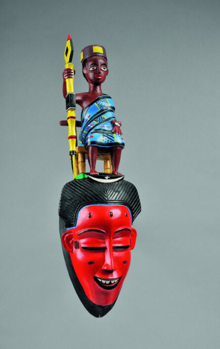 Sabou Bi Boti, 'Mask', 1985