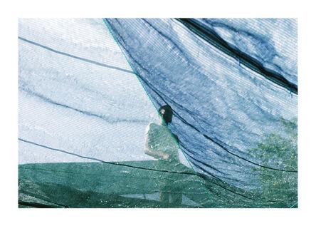 ALEXIA FIASCO, 'MANUEL, MY GRANDFATHER, THE MAN IN TRANSIT, 1943', 2018