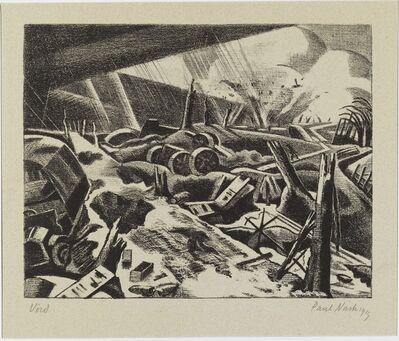Paul Nash, 'The Void', 1918
