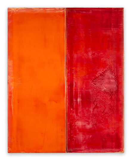 Arvid Boecker, '#1182 (Abstract painting)', 2018