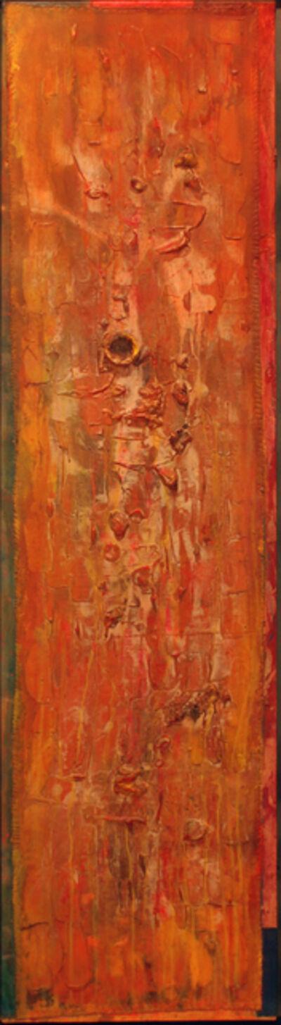 Frank Bowling, 'Totem', 1993