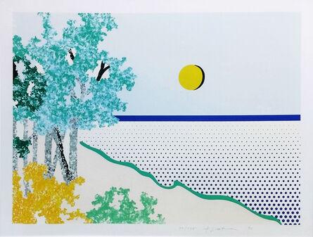 Roy Lichtenstein, 'TITLED', 1996