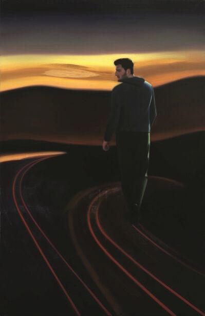 Sergiu Toma, 'Walk with Me', 2017