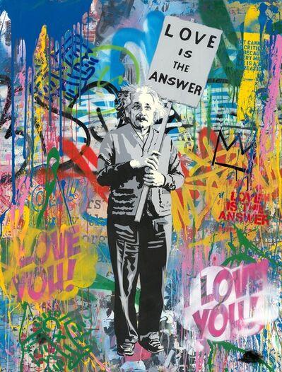 Mr. Brainwash, 'Einstein', ca. 2019
