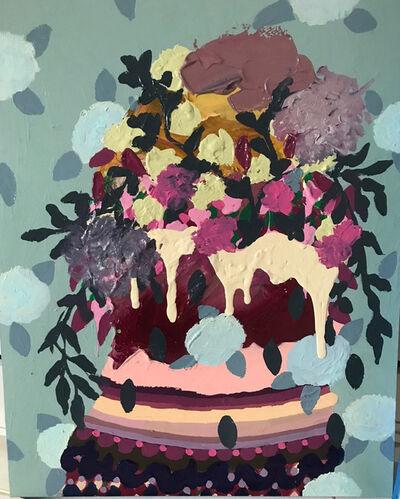 Ana Rodriguez, 'Untitled 8 (Green)', 2017