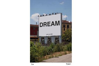 Yoko Ono, 'Dream', 2009