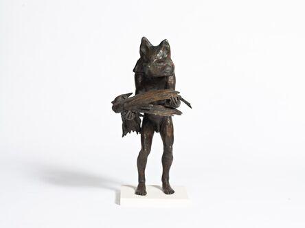 Beth Carter, 'Fox and Pheasant'