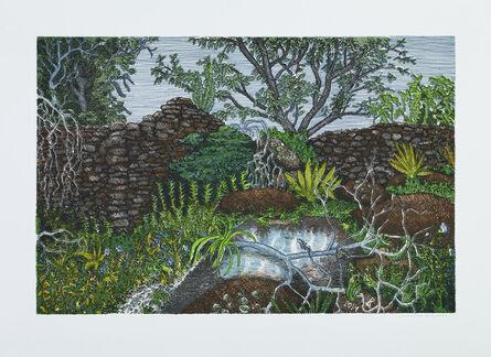 Rodrigo Andrade, 'Untitled 01 from Mato, Onda e Abstrato (Forest, Wave and Abstract)', 2015
