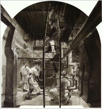 Christopher Ganz, 'Descent', 2008