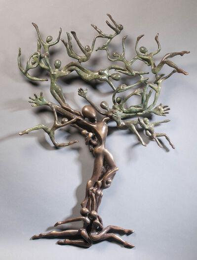 Carol Newmyer, 'Tree of Life (Relief)', ca. 2012