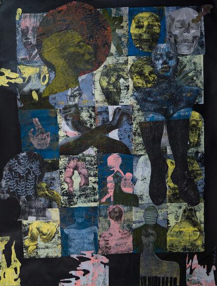 Ronald Muchatuta, 'Blackness ? I', 2020