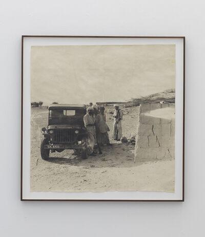 Sigmar Polke, 'Ohne Titel (Afghanistan/Pakistan)', 1974