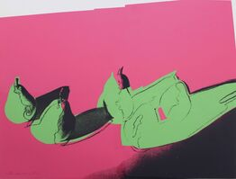 Andy Warhol, 'Space Fruit: Still Lifes, Pears (FS II.203) ', 1979