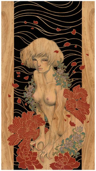 Audrey Kawasaki, 'Manic', 2014