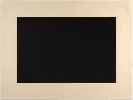 Donald Judd, 'Untitled (Schellman 177)', 1998