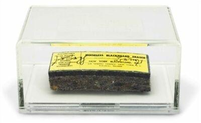 Joseph Beuys, 'Noiseless Blackboard Eraser', 1974