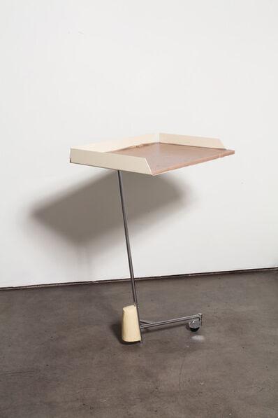 Nairy Baghramian, 'Gueridon (solo)', 2012
