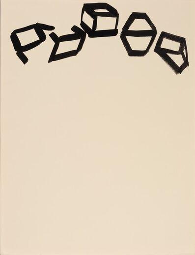 Conrad Malicoat, ''Untitled No. 8'', 1970-1985