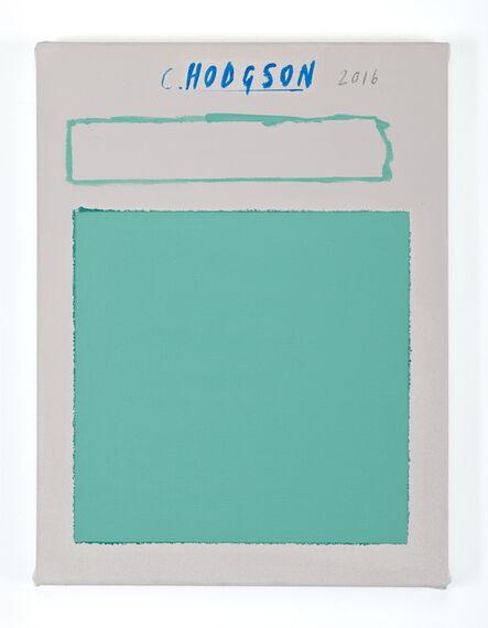 Clive Hodgson, 'Untitled', 2016