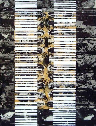 Jorge Enrique, 'Barcode #4', 2011