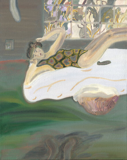 Sofia Arnold, 'Velvet Nap', 2018