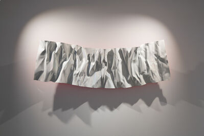 Shinji Ohmaki, 'Liminal (red)', 2016
