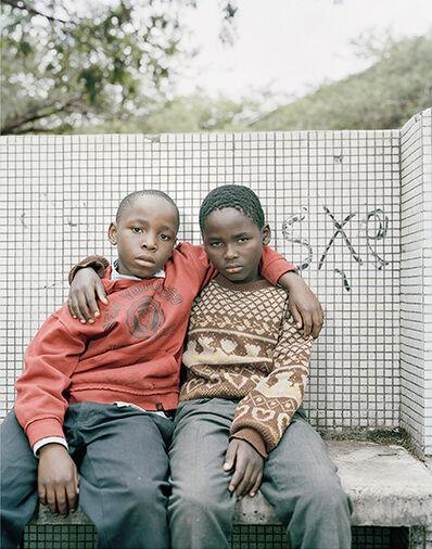 Wayne Lawrence, 'Brothers, Soweto', 2013