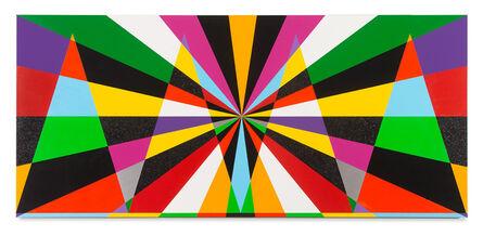 Rico Gatson, 'Untitled (Expansive Light Consciousness I)', 2021