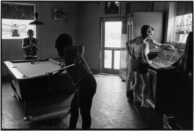Danny Lyon, 'New York Eddie's, Chicago, The Bikeriders Portfolio', 1966