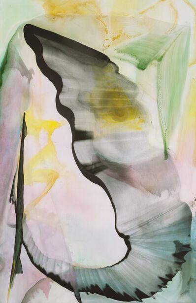 Claire Anna Baker, 'Invert Sky Thigh', 2013-2014