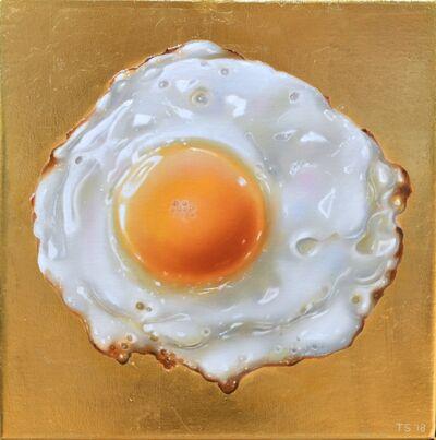 Tjalf Sparnaay, 'Golden Egg', 2018