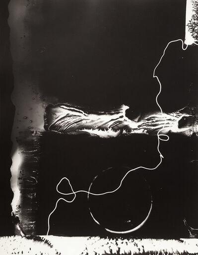 Gyorgy Kepes, 'Untitled photogram', 1980