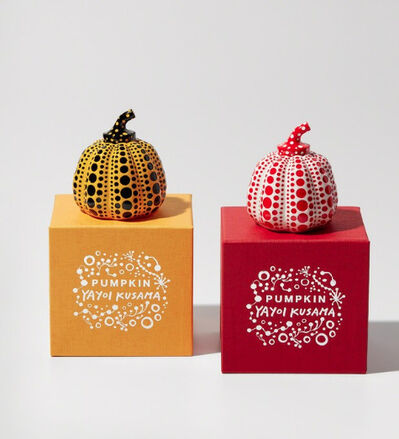 Yayoi Kusama, 'Pumpkins', 2013