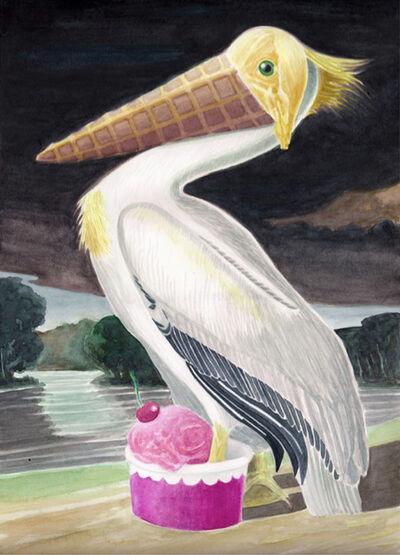 Jérémie Paul, 'Pelican Glacier', 2016