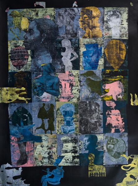 Ronald Muchatuta, 'Blackness ? IV', 2020